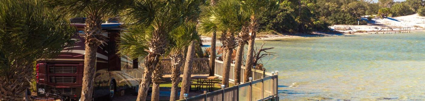 Contact Page for Destin West RV Resort